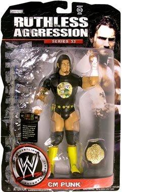 CM Punk Action Figure