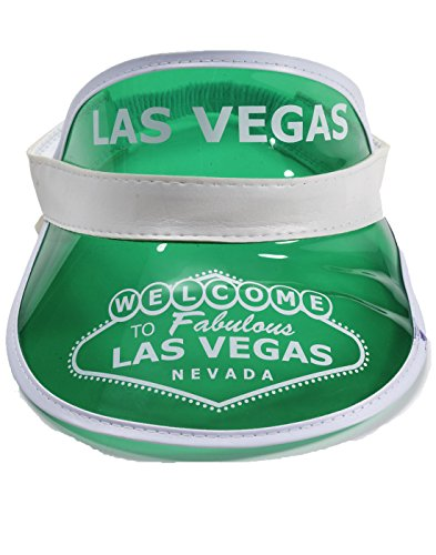 Forum Novelties Las Vegas Visor, Green]()