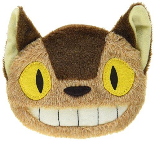 Favorite Cat Purse - GUND My Neighbor Totoro Cat Bus Stuffed Animal Plush Coin Purse, 5