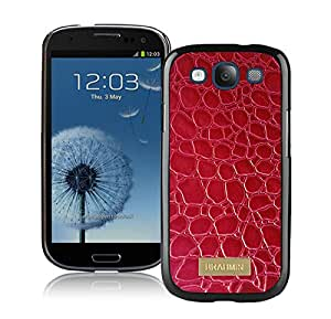 Unique And Durable Designed Case With Brahmin 07 Black For Samsung Galaxy S3 I9300 Phone Case