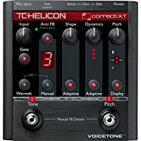 TC Helicon VoiceTone Correct XT | EQ Dynamic Pitch Corrector Vocal Processor