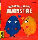 vignette de 'Monsieur et madame Monstre (Battut, Éric)'