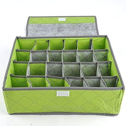 Generic M, color verde: al por mayor cajas de almacenamiento de ropa 3 colores