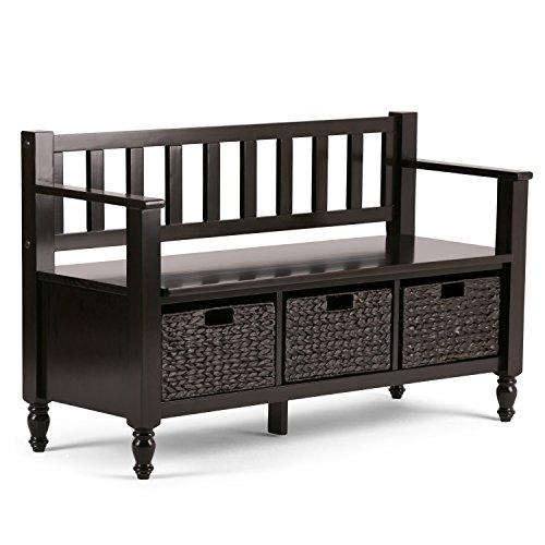 Indoor Wooden Bench: Amazon.com