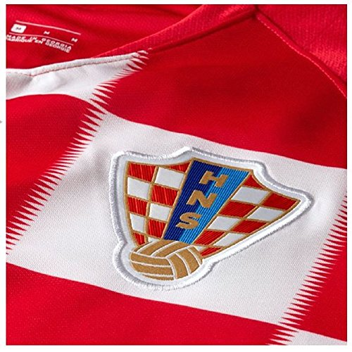Amazon.com : Nike 2018-2019 Croatia Home Football Soccer T-Shirt Jersey (Kids) : Sports & Outdoors