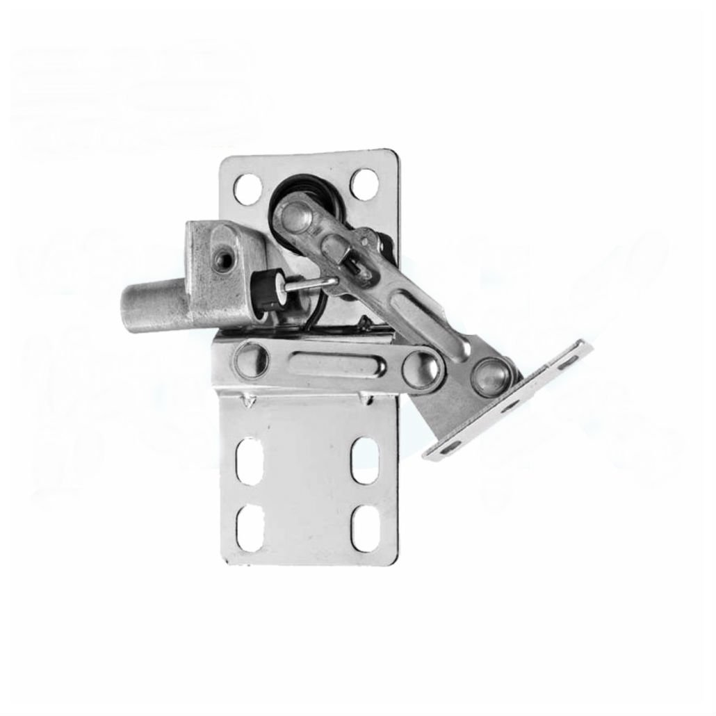 SINK FRONT TIP-OUT TRAY HINGES WITH SOFT CLOSE (LD-0220-50SC) by Unbranded*