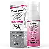 Keshima Face & Neck Firming Cream - Fragrance Free - Tightens...
