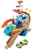 Hot Wheels Color Shifters Sharkport Showdown Trackset