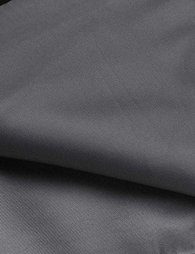 COOFANDY Mens Dress Vest Formal Business Waistcoat One Button Slim Fit Suit Vest by COOFANDY (Image #7)