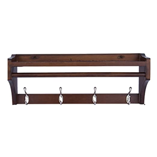 Amazon.com: Tingting Wall Mounted Coat Rack The Door Hook ...