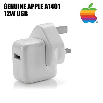 Apple 12W USB Power Adapter Compatible With IPad 1st Generation