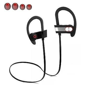 Auriculares Inalambricos Bluetooth, ZEPST In-Ear Auriculares Estéreo con Micrófono Incorporado y Cancelación de