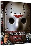 Freitag, der 13. - Teil 6: Jason lebt - Uncut - Mediabook (+ DVD) (+ Bonus-DVD) [Blu-ray]