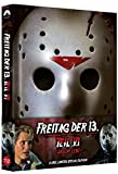 Freitag, der 13. - Jason lebt - Teil 6/Uncut - Mediabook (+ DVD) (+ Bonus-DVD) [Blu-ray]