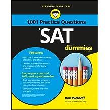 1,001 SAT Practice Problems For Dummies