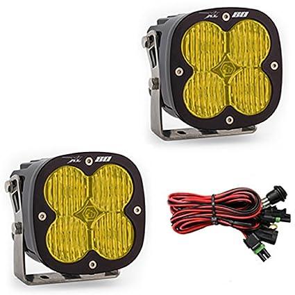 51XjHdtCI2L._SX425_ amazon com baja designs xl80 pair utv led light wide cornering