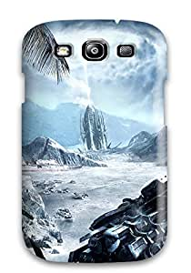 Jim Shaw Graff's Shop New Style 9544538K13165148 Crysis Feeling Galaxy S3 On Your Style Birthday Gift Cover Case