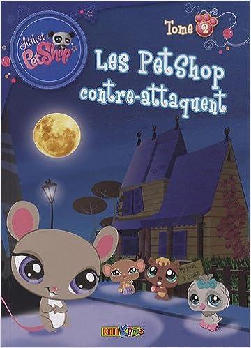 Littlest Petshop Les aventures T02
