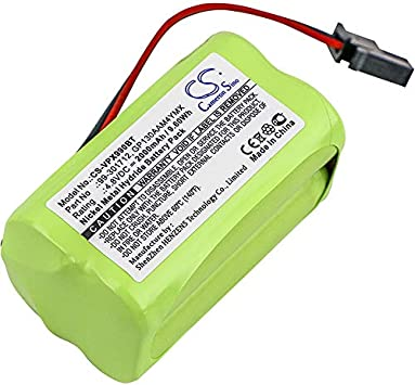 Set of 10 Para Systems Minuteman CP 2K//2 UPS Replacement Batteries