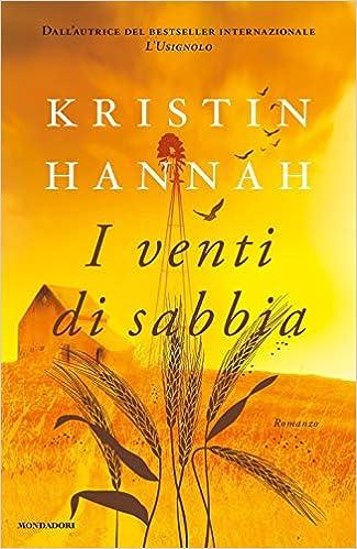 LCS Ultime dai libri Hannah I venti di sabbia