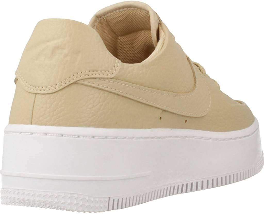 Nike Air Force 1 Sage Low Ar5339-100, Sneakers Basses Femme Beige 200