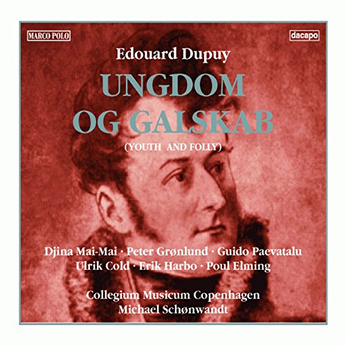 Ungdom Og Galskab (Youth and Folly): Act II: Song: Falderi, falderala, rode rose!