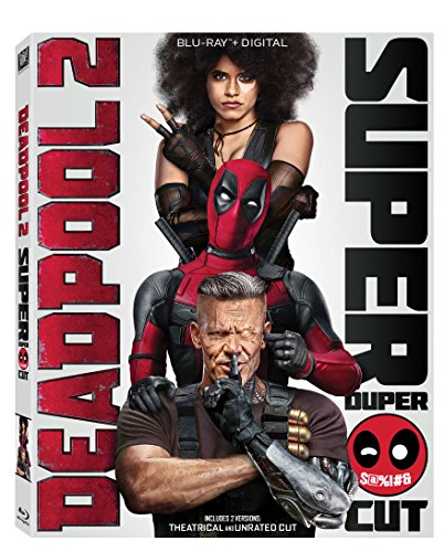 Deadpool 2 [Blu-ray] by 20th Century Fox