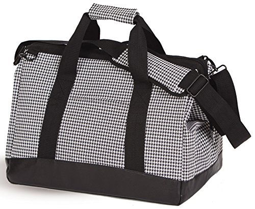 Spacious Thermal Foil Lined Doctor'S Bag Shape Cooler By Picnic Plus