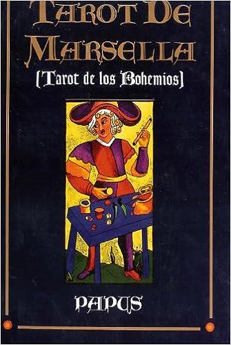 Tarot de Marsella (Tarot de los Bohemios) (Spanish Edition ...