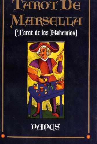 Tarot de Marsella (Tarot de los Bohemios) (Spanish Edition)