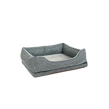 XF Cama para Perros Mascotas: colchón para Mascotas Cama para Perros y Gatos Dormir Disponible