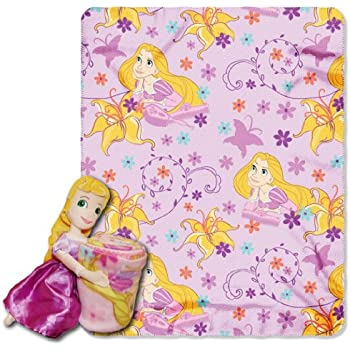 Amazon Com Disney Princess Rapunzel Tangled Micro Raschel