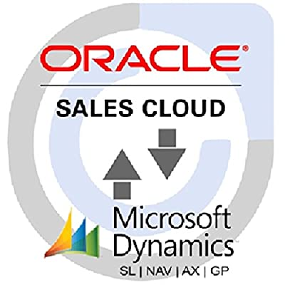 Commercient SYNC for Microsoft Dynamics ERP and Oracle Sales Cloud (5 users)