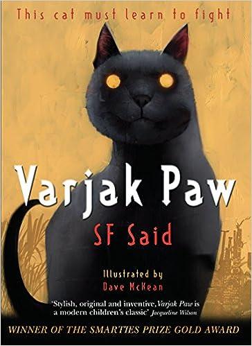 Image result for varjak paw