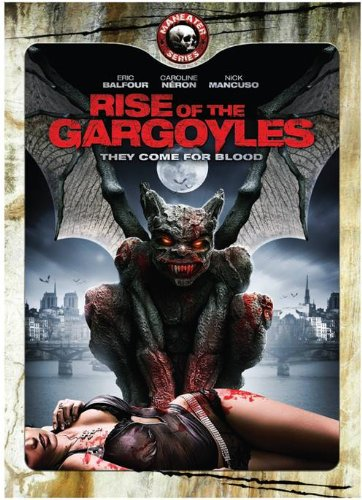 Rise of the Gargoyles: Maneater Series ()