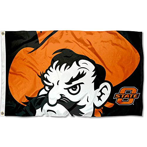 College Flags and Banners Co. Oklahoma State Cowboys Bold - Oklahoma University Cowboys State
