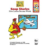 LOOK AND LEARN - SOUP STORIES:HOW LETTERS BECOME WORDS
