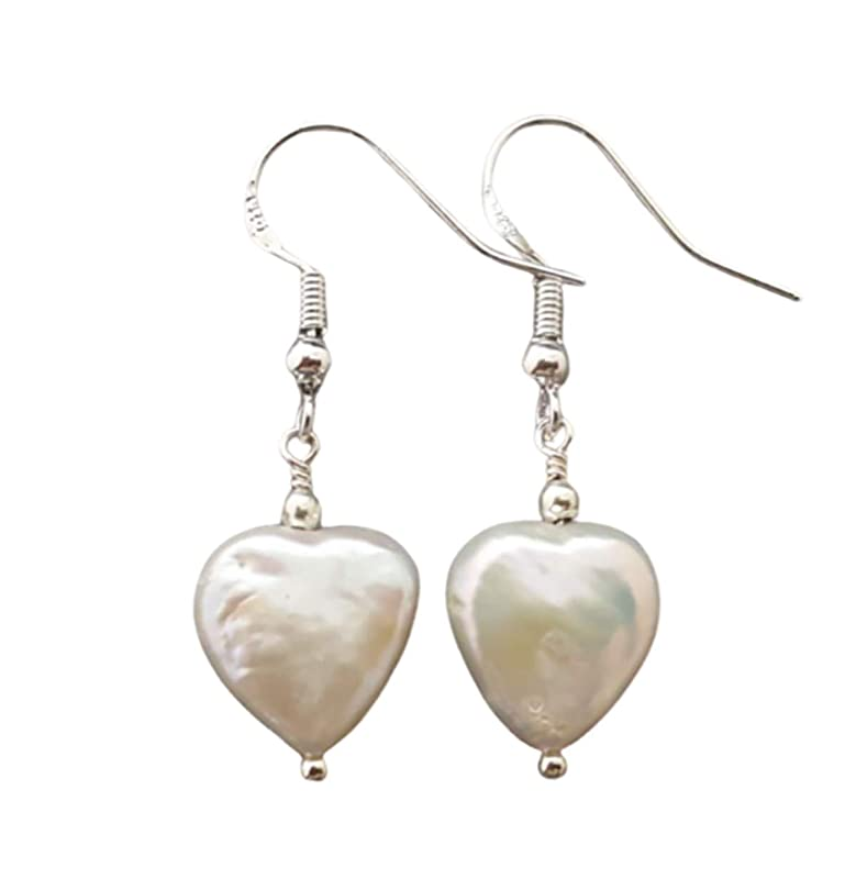 Gift for her Vintage Hoop Earring Vintage Petalite Hoop Earrings in Sterling Silver Gift for her Valentine gift earring Bridal Set Earring