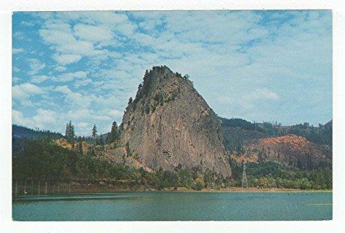 a River, Washington Vintage Original Postcard #3444 - 1960's ()