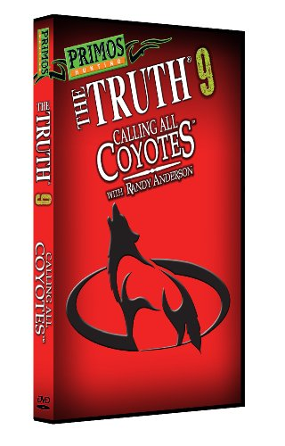 Primos Hunting The TRUTH 9 Calling All Coyotes DVD from Primos Hunting