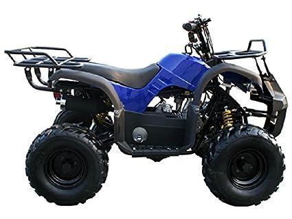 MOTOR HQ 125cc ATV Fully Automatic Four Wheelers 4 Stroke Engine 7