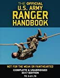The Official US Army Ranger Handbook: Full-Size