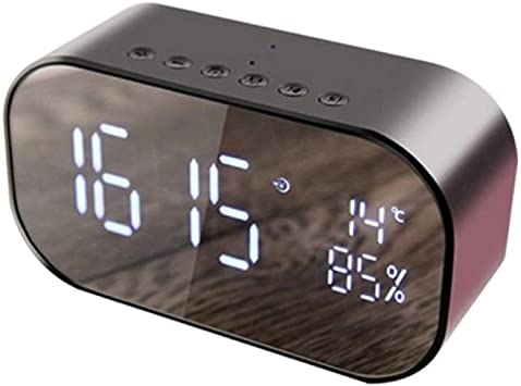 qiyanNew Hot Portable Fv S2 Altavoz Bluetooth Inalámbrico ...