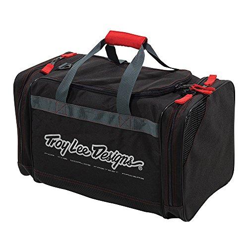 Troy Lee Designs Jet Bag Solid Black, One Size (Best Racing Gear Bag)