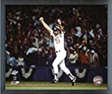 "Kirk Gibson Los Angeles Dodgers MLB World Series Action Photo (Size: 12"" x 15"") Framed"