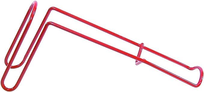 Red HT Enterprise Wire Rod Holder
