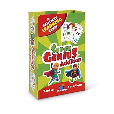 Super Genius - Addition: Toys & Games
