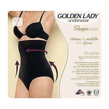 Golden Lady Cubierta Sottoseno Sgambata Shape Wear NUDO Talla:Tg.L/XL