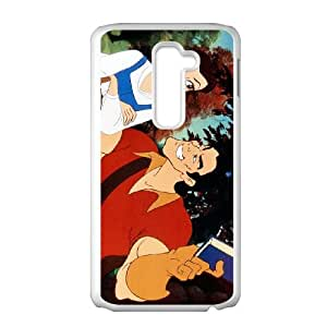 Disney Belle's Magical World Character Crane LG G2 Cell Phone Case White MUS9193190