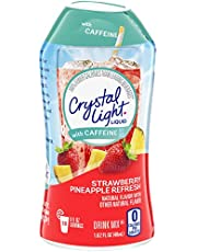 Crystal Light Strawberry Pineapple Liquid Energy Drink